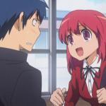 Ryuuji Takasu & Minori Kushieda