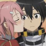 Kazuto Kirigaya & Lisbeth