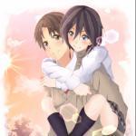 Inaba Himeko & Yaegashi Taichi