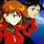 Shinji Ikari & Asuka Langley Soryu