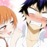 Raku Ichijou & Marika Tachibana
