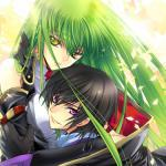 Lelouch Lamperouge & C.C.