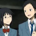 Anri Sonohara & Mikado Ryuugamine