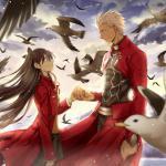 Archer & Rin Tohsaka
