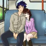 Raku Ichijou & Onodera Kosaki