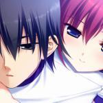 Kazami Yuuji & Suou Amane