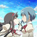 Homura Akemi & Sayaka Miki
