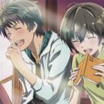 Kazunari Usa & Ritsu Kawai