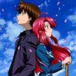 Ayano Kannagi & Kazuma Yagami