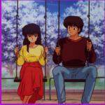 Yusaku Godai & Kyoko Otonashi