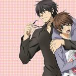 Ritsu Onodera & Masamune Takano