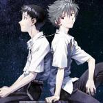 Shinji Ikari & Kaworu Nagisa