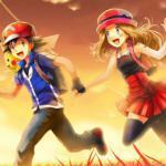Ash & Serena