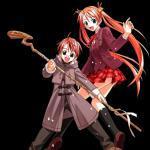 Negi & Asuna