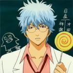 Ginpachi-sensei's Lollipop