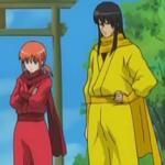 """Zura calling Kagura """"Leader"""""""