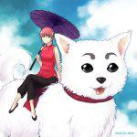 Sadaharu and Kagura