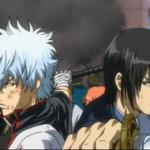 Gintoki and Zura