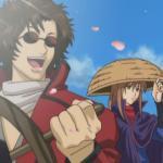 Sakamoto and Mutsu