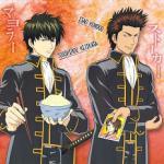Kondo and Hijikata