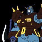 GF13-037NCA Lumber Gundam