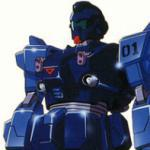 RX-79BD-1 GM Blue Destiny Unit 1