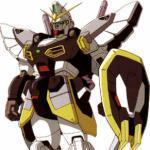 XXXG-01SR Gundam Sandrock