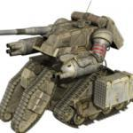 RTX-440 Ground Assault Type Guntank